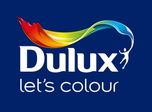 Dulux Lets Colour logo STACKED